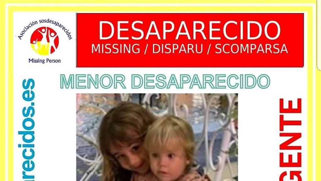 Buscan padre y dos hijas de 1 y 6 años que desaparecieron en Tenerife
