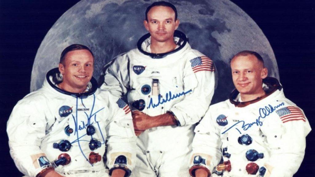 Collins: el astronauta olvidado