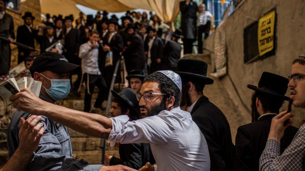 Fanatismo judío ortodoxo    Opinión de Diego Carcedo