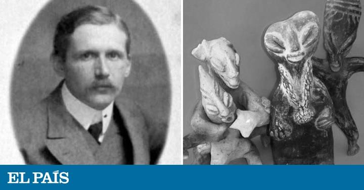 Los (falsos) dinosaurios de Waldemar Julsrud en Guanajuato |  Blog La serpiente emplumada