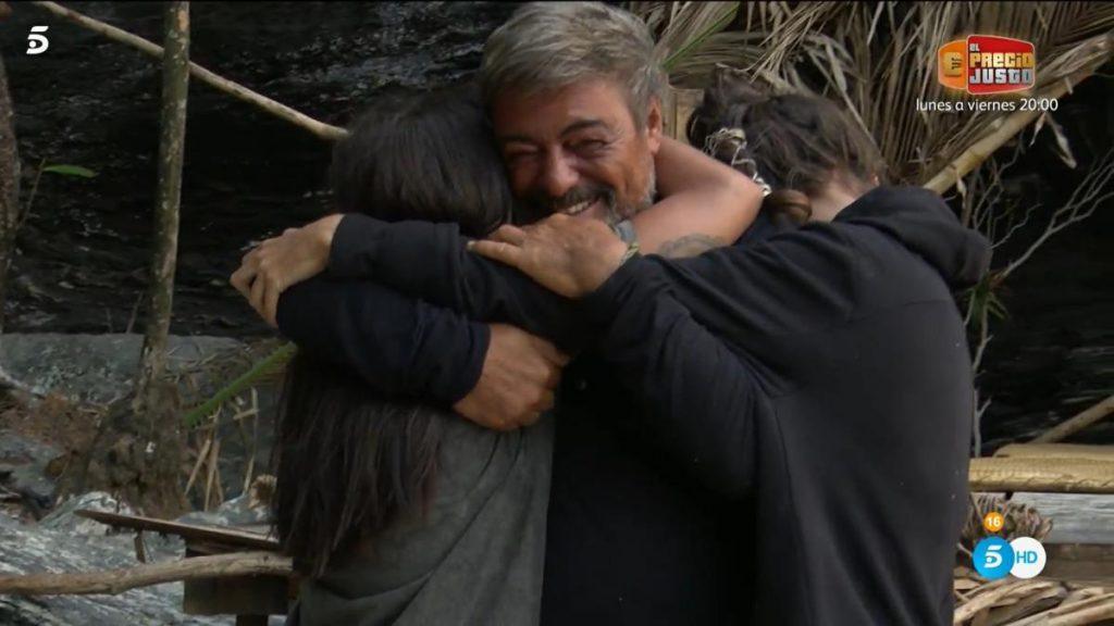 Palito y Lola se quedan en Isla Destierro
