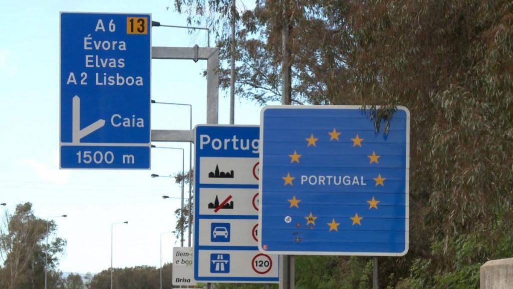Portugal abrirá la frontera con España este sábado, que está cerrada desde enero