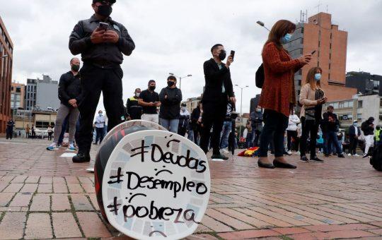 Reforma tributaria: en Colombia se encareció hasta las protestas |  Internacional