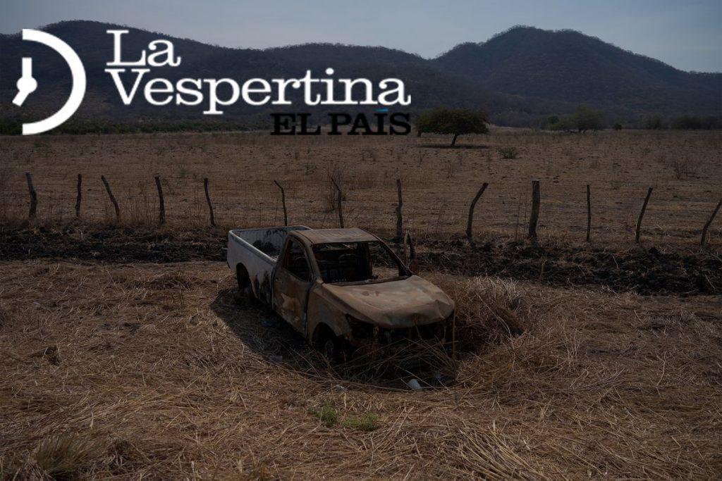 """Sitio de Aguililla.  Podcast """"La Vespertina""""    Episodio 2"""