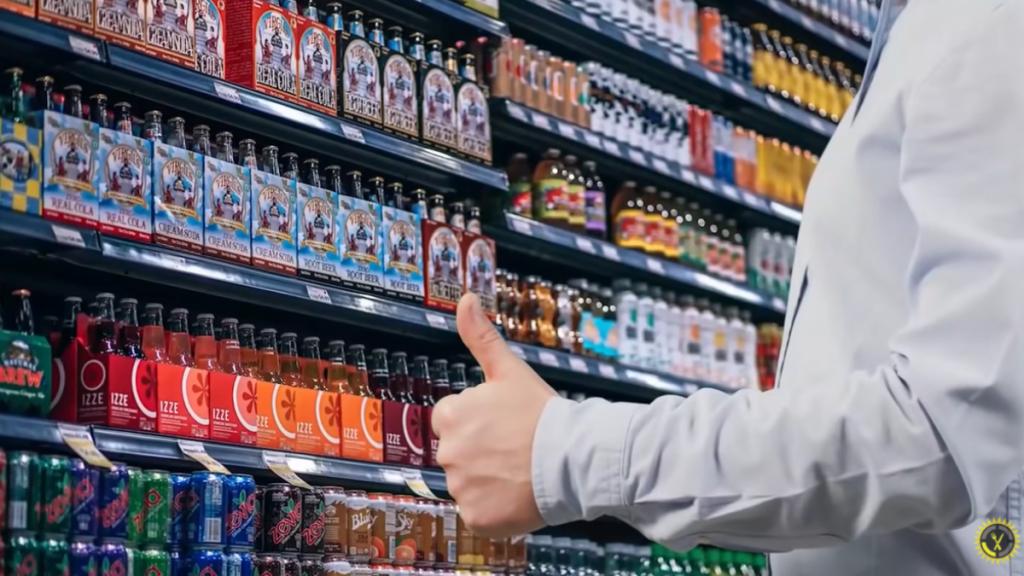 ¿Cuánto tiempo podrías sobrevivir a un apocalipsis encerrado en un supermercado?