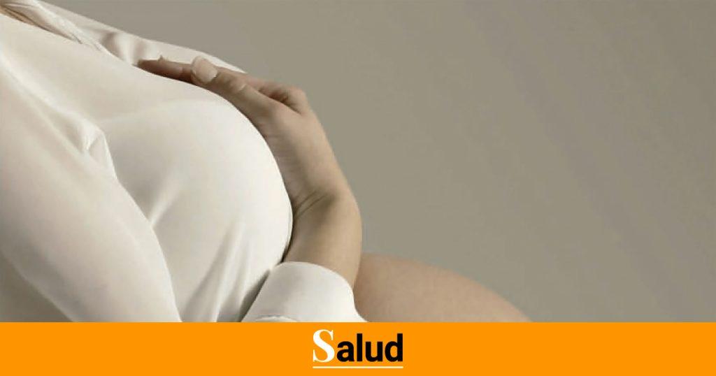 ¿Qué porcentaje del peso ganado durante el embarazo corresponde al bebé?