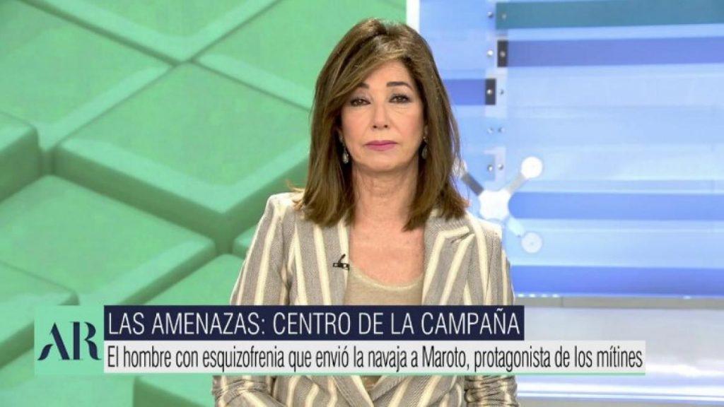 Ana Rosa Quintana, muy dura con Rocío Carrasco en su rol de madre, le envía un mensaje franco