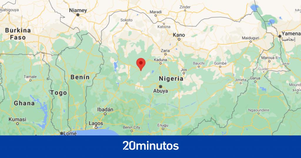 Aproximadamente 200 estudiantes secuestrados de la escuela en Nigeria