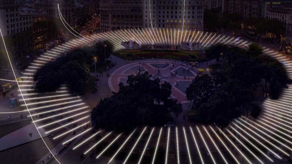 Barcelona presenta sus luces de Navidad 2021 a mediados de mayo