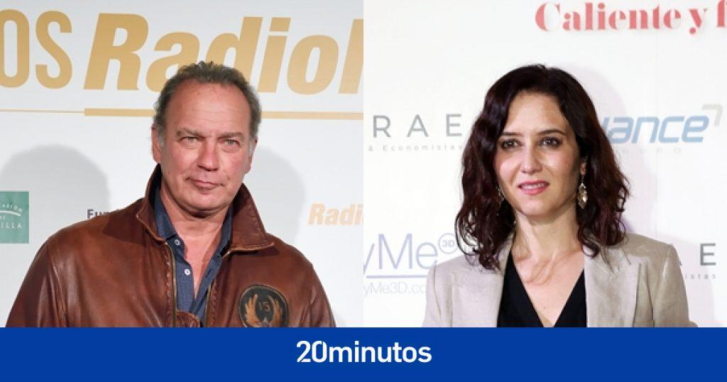 Bertín Osborne recibirá a Isabel Díaz Ayuso en un nuevo episodio de `` Mi casa es la tuya ''