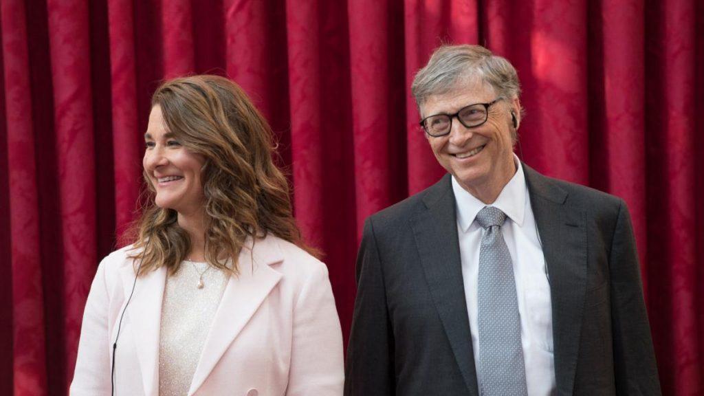 Bill Gates transfirió $ 1.8 mil millones a la cuenta de Melinda un día después de anunciar su divorcio