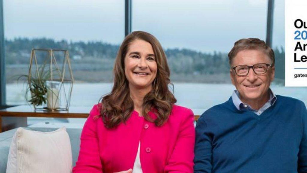 Bill Gates y Melinda Gates se divorcian en números: 50.000 millones en juego