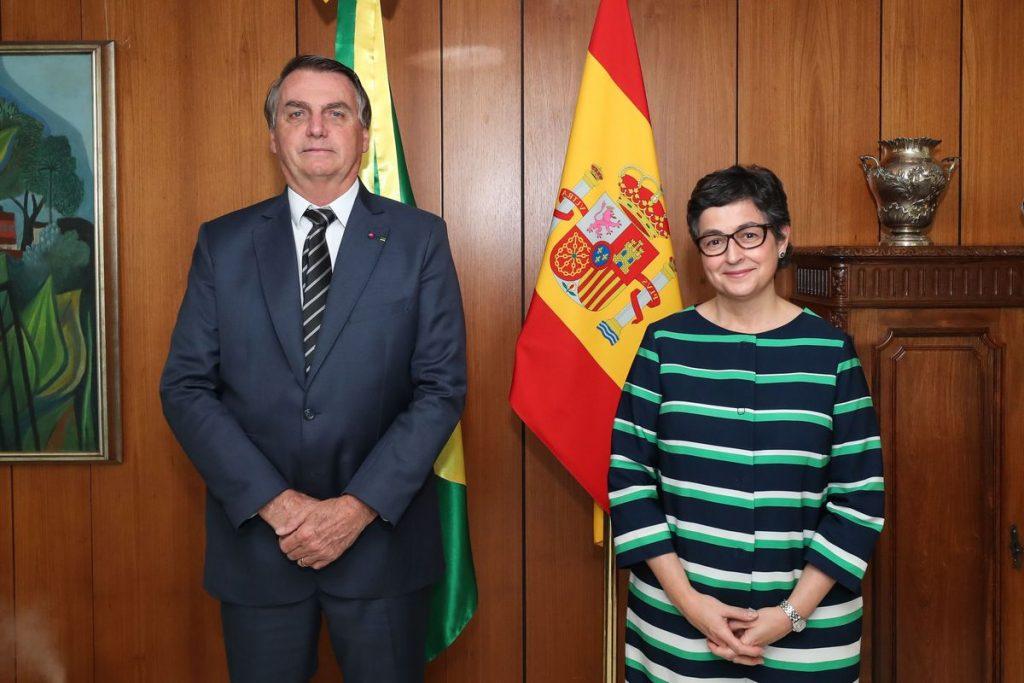 Brasil: España pide a Bolsonaro compromisos sobre deforestación para que arraigue el acuerdo UE-Mercosur |  Internacional