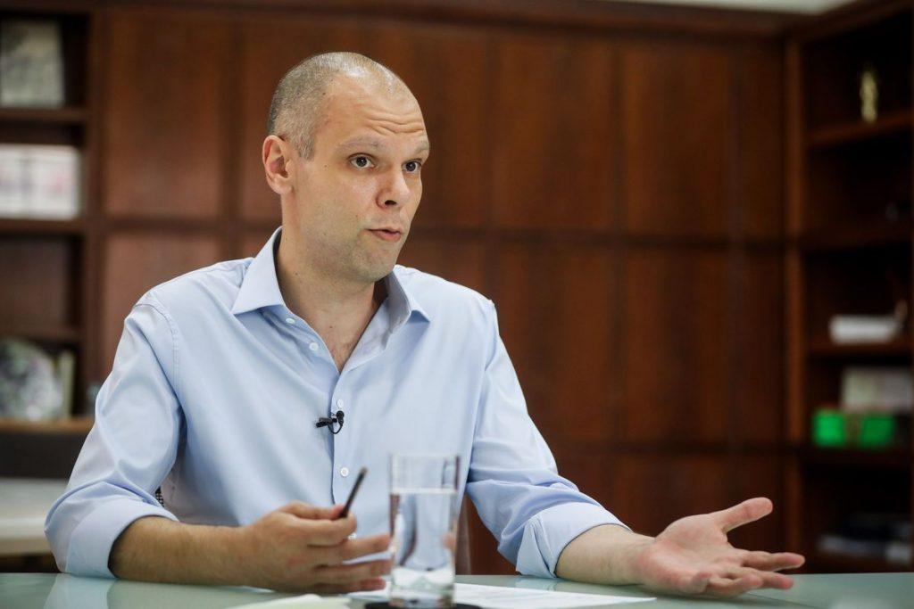 Bruno Covas: El alcalde de São Paulo deja el cargo para tratar el cáncer digestivo y es intubado |  Edición EL PAÍS América: el diario mundial