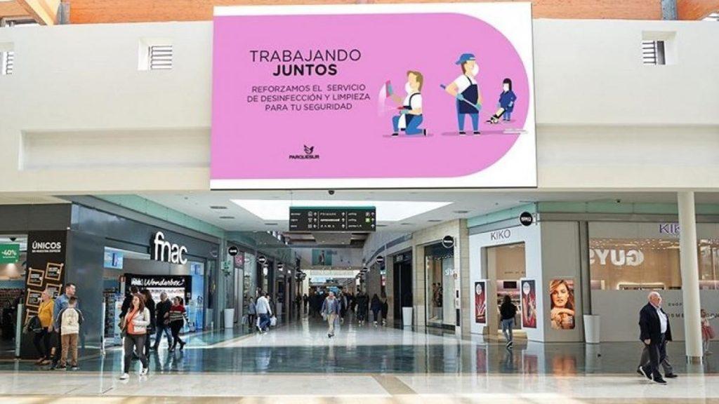 Centros comerciales que abren este lunes 3 de mayo en Madrid