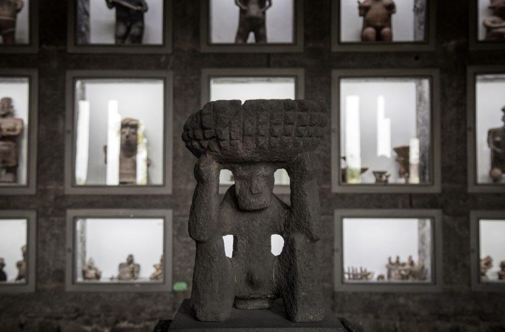Ciudad de las Artes: Diego Rivera, de coleccionista de arte prehispánico a arquitecto de una ciudad utópica