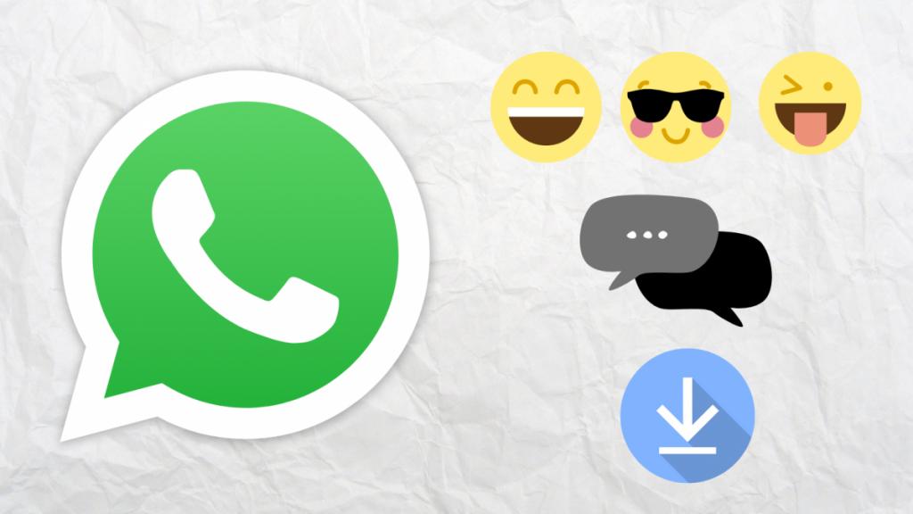 Cómo convertir tu cara en un emoji y crear un avatar personalizado en WhatsApp