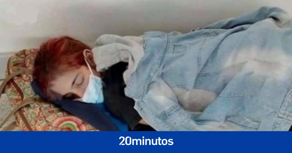 Conmoción por la historia de Lara, una joven con Covid que murió después de esperar en el piso de un hospital para recibir tratamiento.
