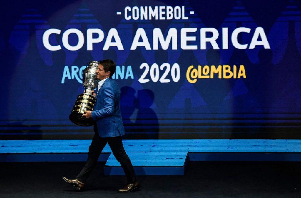Copa América se jugará en Brasil tras sanción en Colombia y Argentina    Deportes