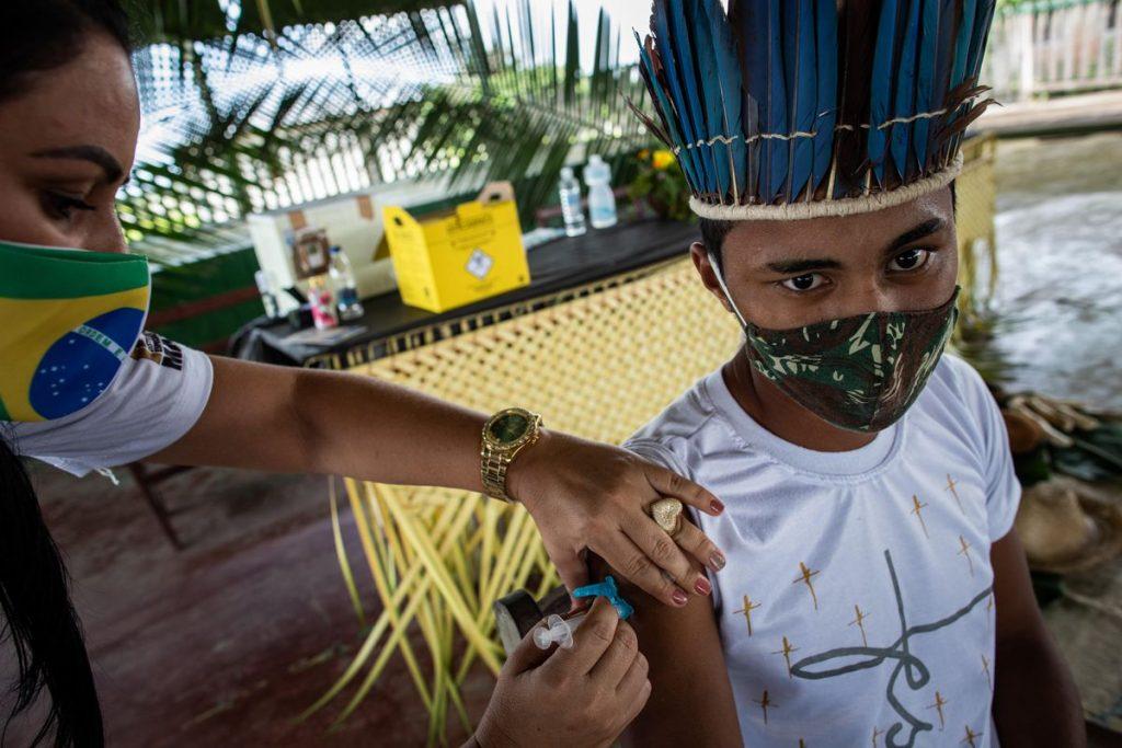 Covid-19: Cuando los planes de vacunación reflejan las desigualdades en América Latina y el Caribe |  Red de expertos |  Planeta futuro