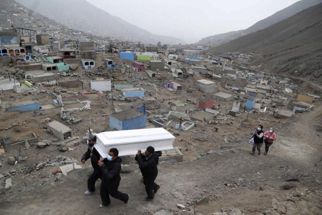 Covid-19: Perú relata sus muertes por la pandemia |  Internacional