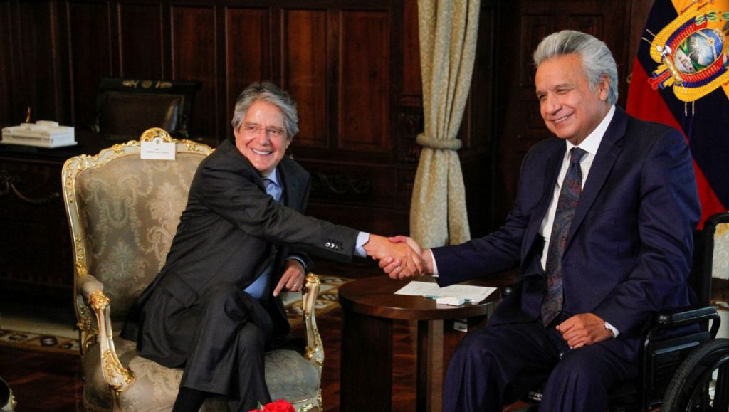 Crisis económica: Guillermo Lasso gobernará Ecuador con fuerte pendiente económica |  Economía