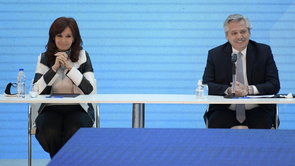 Cristina Fernández de Kirchner marca los límites de las negociaciones de Argentina con el FMI |  Internacional