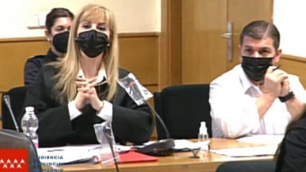 Declaración del Rey de Cachopo en el juicio por la muerte de su novia Heidi Paz