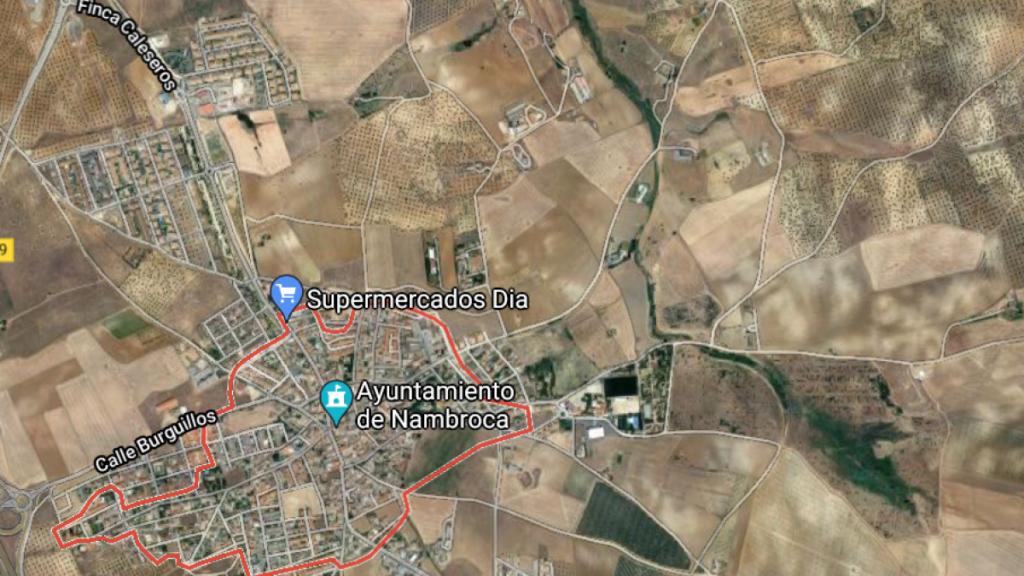 Dos mineros atrapados en un pozo de siete metros de profundidad en una casa abandonada en Toledo