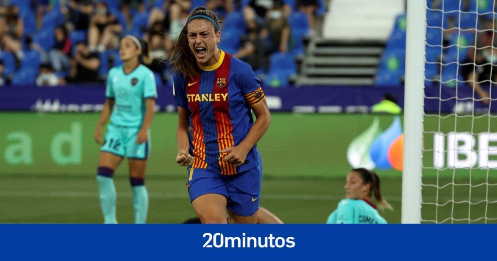 El Barça femenino gana la Copa de la Reina y culmina un triplete histórico que ya les gustaría a los hombres