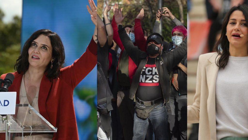 El PP y los Cs exigen a Sánchez e Iglesias condenar a la Policía la agresión de un miembro de Podemos durante un mitin en Vox