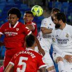 El Real Madrid registra un punto agridulce en el traspaso ante el Sevilla en un partido con el VAR como protagonista