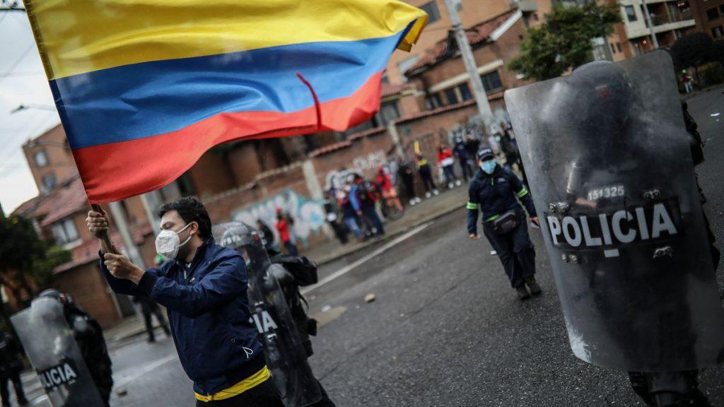 El clima electoral impide una salida a la crisis en Colombia |  Internacional