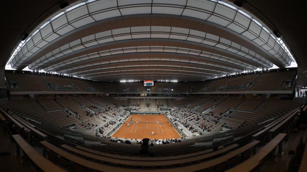 El gobierno francés confirma la presencia del público en Roland Garros