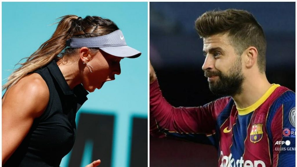 El mensaje de Gerard Piqué que empujó a Paula Badosa a las semifinales del Mutua Madrid Open
