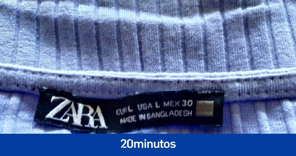 El mensaje oculto de la etiqueta de Zara que fue revelado por sus vendedores