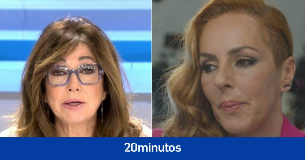 `` El programa de Ana Rosa '' vuelve a ignorar la serie documental de Rocío Carrasco