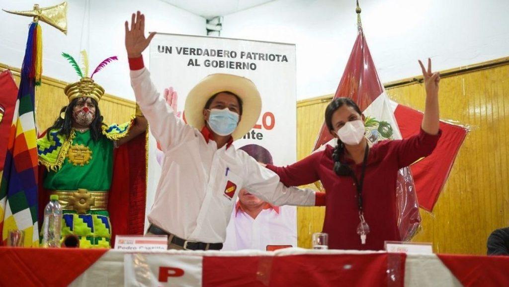 Elecciones: Pedro Castillo modera su discurso en la recta final de las elecciones presidenciales en Perú    Internacional