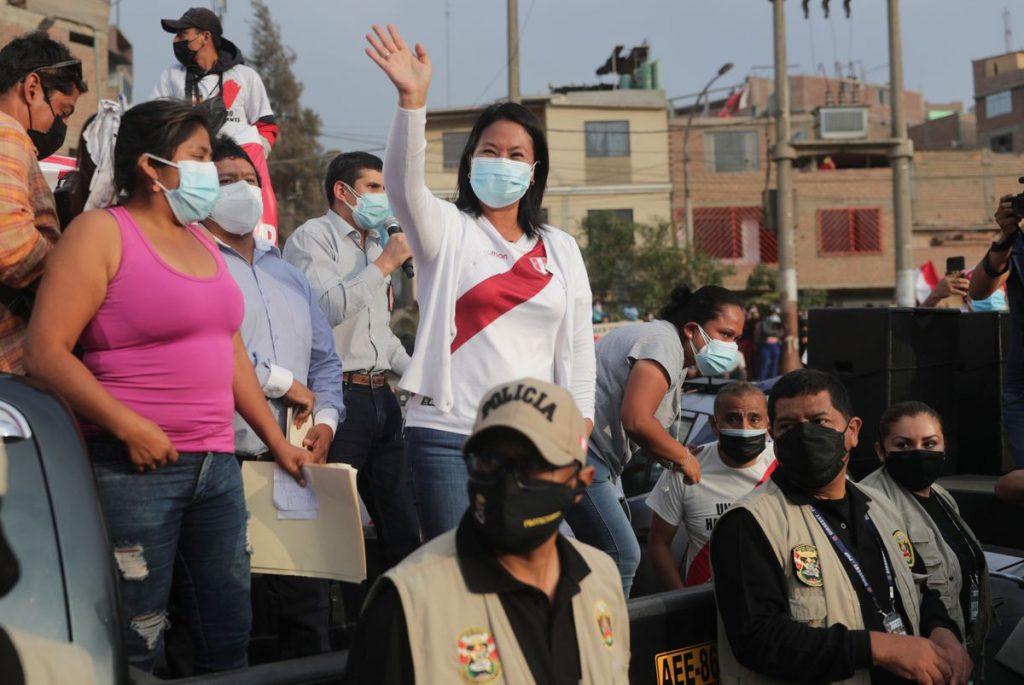 Elecciones Perú 2021: científicos con Castillo, deportistas con Fujimori |  Internacional