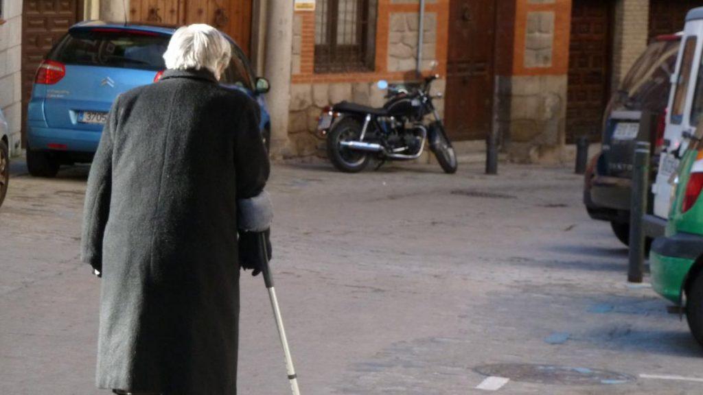 Esta no es una ciudad para ancianos