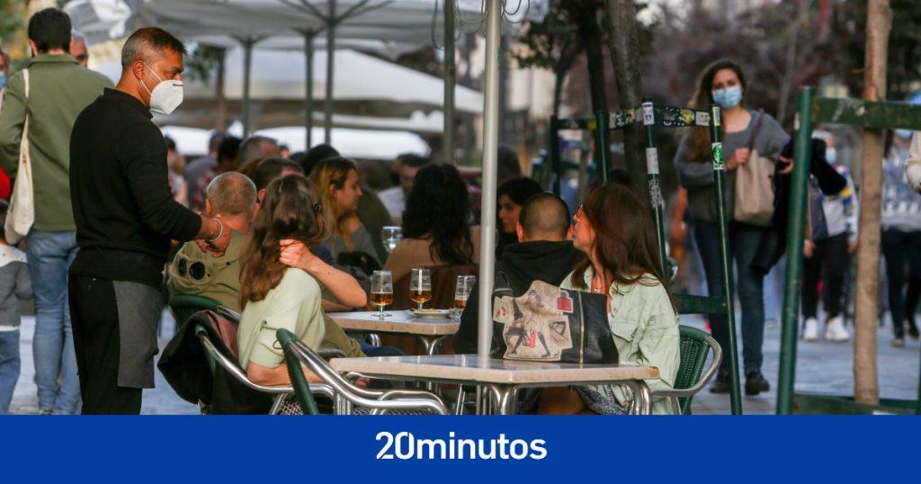Este lunes entra en vigor en Madrid la ampliación del horario hasta la 01:00 en los lugares de recepción y culturales