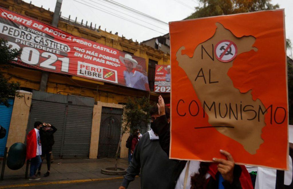 Extrema polarización separa a Perú a una semana de las elecciones presidenciales |  Internacional