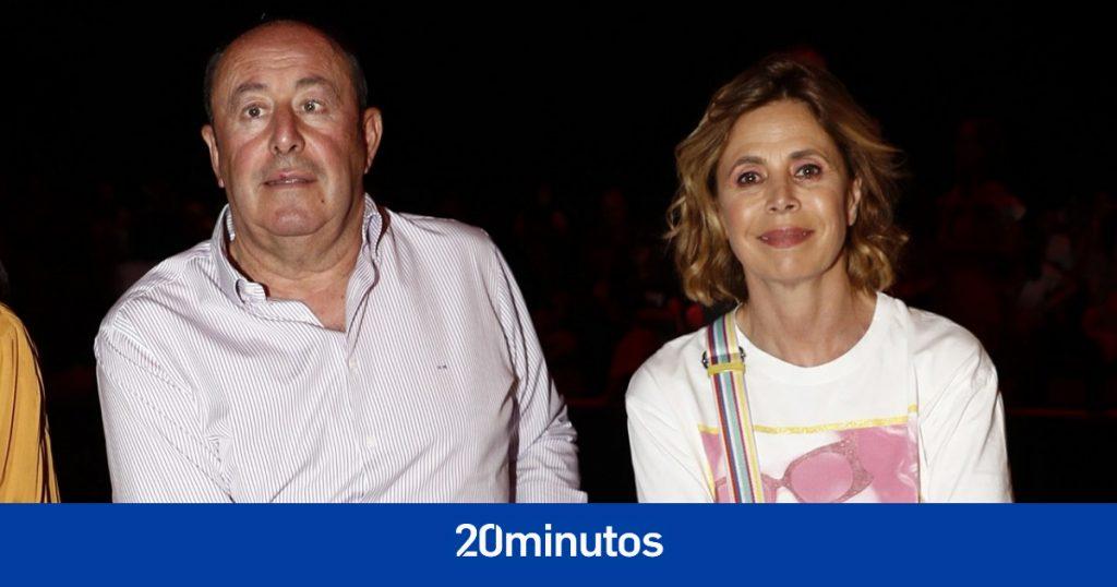 Federico Jiménez Losantos asegura que Ágatha Ruiz de la Prada está de vuelta con Luismi Rodríguez 'El Chatarrero'