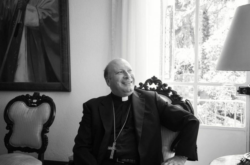 """Franco Coppola: El Nuncio Apostólico en México: """"López Obrador pidió a la Iglesia que interviniera para resolver la violencia"""""""