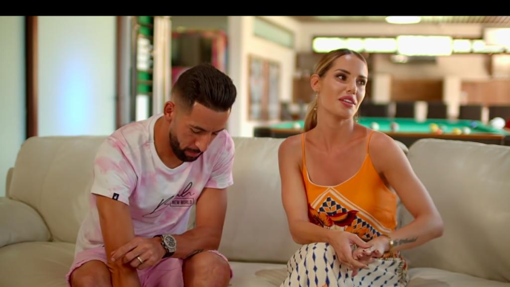 Gala Caldirola, de `` MyHyV '' y Mauricio Isla confirman su separación, luego de dos años de matrimonio