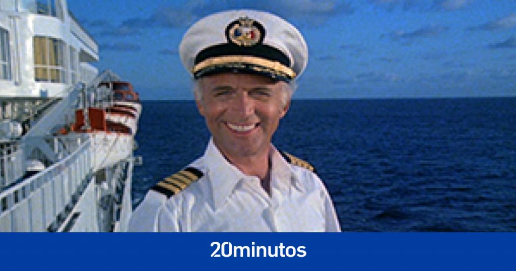 Gavin MacLeod, capitán de 'Vacation at Sea', muere a los 90 años