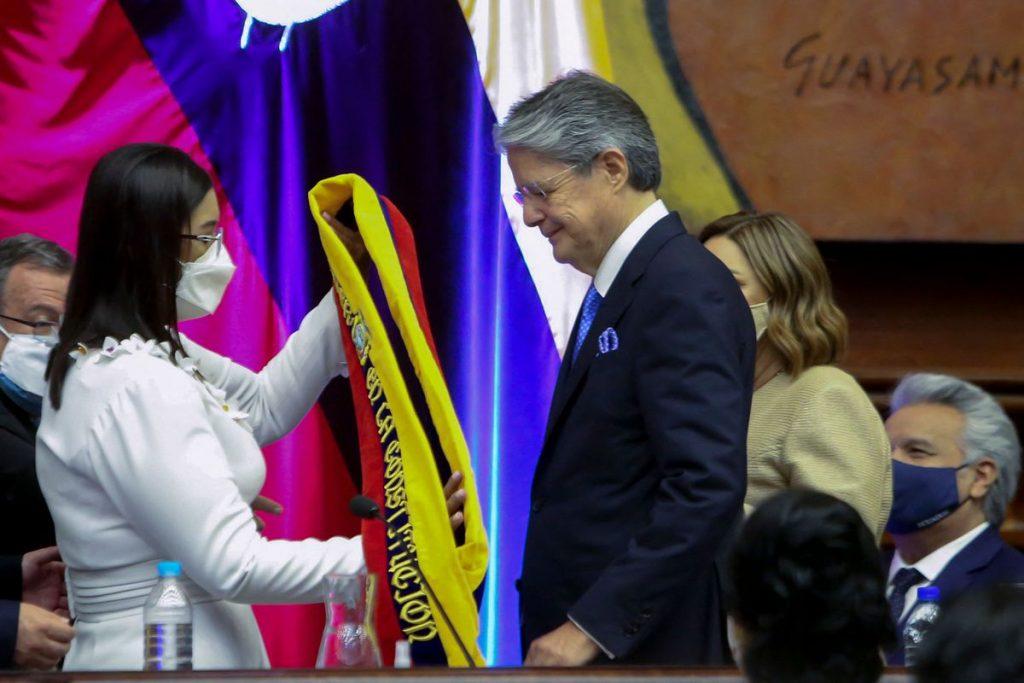 Guadalupe Llori, la mujer indígena amazónica que ostenta el segundo poder del estado en Ecuador |  Internacional