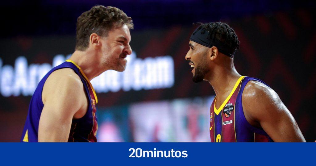 Horario y dónde ver el Barça Basket vs.  Anadolu Efes de la Final Four de la Euroliga