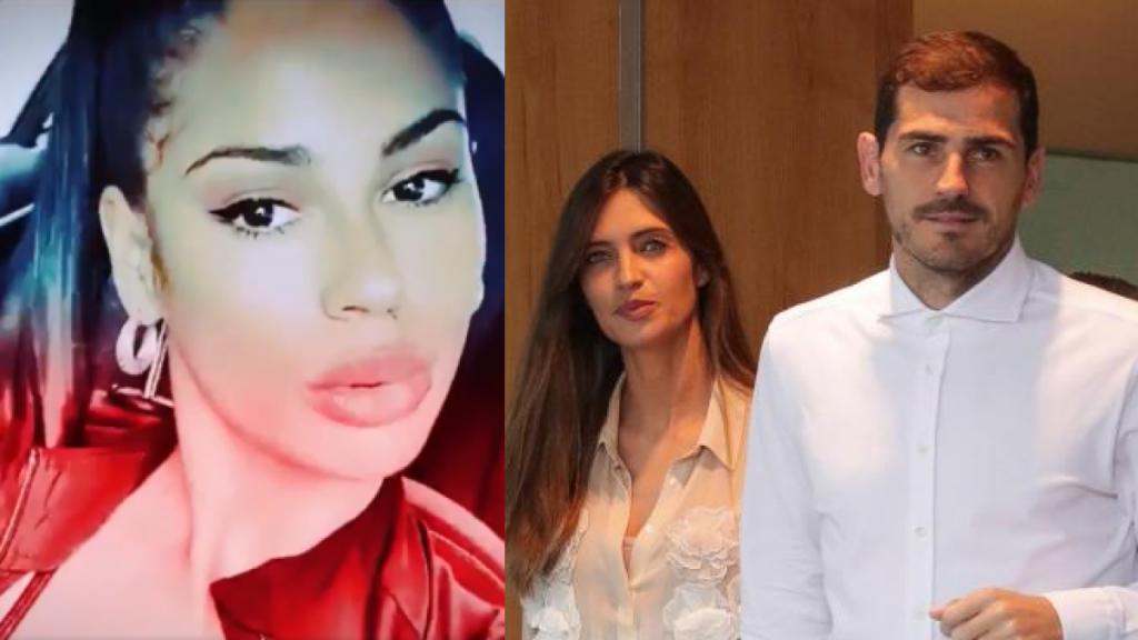Iker Casillas presuntamente le ha sido infiel a Sara Carbonero desde 2019 con Nadia, una joven búlgara, según 'Sálvame'