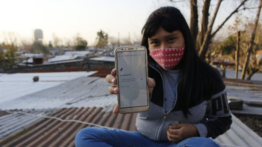 Internet: un plan de conectividad para reducir la brecha digital en Argentina |  Planeta futuro